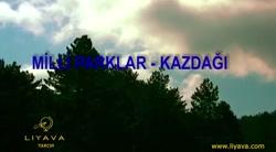 کوه کاز (Kaz Dağı)
