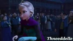 Elsa/Darkness!Elsa