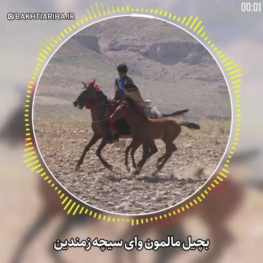 موسیقی بختیاری / مسعود بختیاری