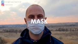 اولین جعبه ضدعفونی کننده ماسک در جهان