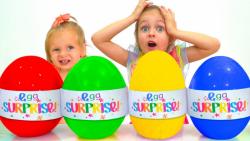 برنامه کودک جدید - مایا و مری - تخم مرغهای شگفت انگیز