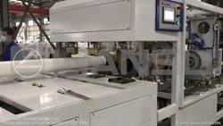 دستگاه کوپله لوله pvc با جایگذاری همزمان واشر لاستیکی، در چین