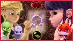 انیمیشن میراکلس لیدی باگ  فصل اول قسمت ۱