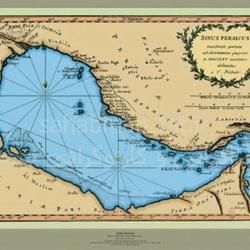 نقشه های تاریخی خلیج فارس ، ناخدا جواد