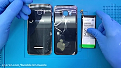 تعویض باتری Samsung Galaxy S7 Edge _2