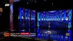 محمد اقتدارنژاد ، ششمین اجرای قسمت نهم از دور مقدماتی فصل دوم عصرجدید