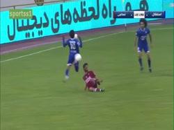 استقلال 1-0 نساجی /خلاصه ...