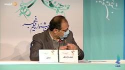 نشست خبری فیلم منصور به...