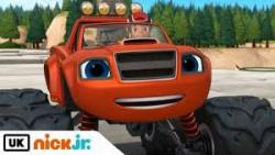 کارتون ماشین ها - بلیز و ماشین های هیولا - جزیره گنج گمشده