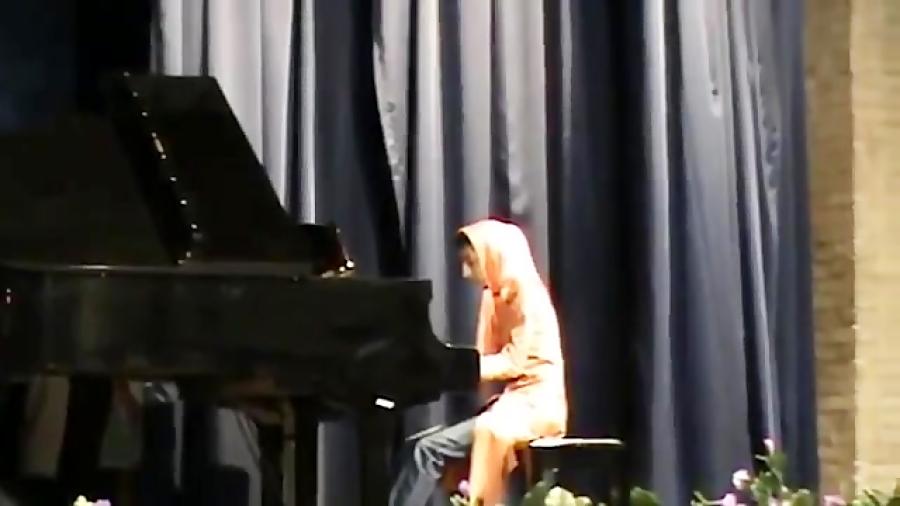 کنسرت شماره ۱۱ آموزشگاه موسیقی فریدونی ۱ مرداد ۱۳۸۸ فرهنگسرای دانشجو