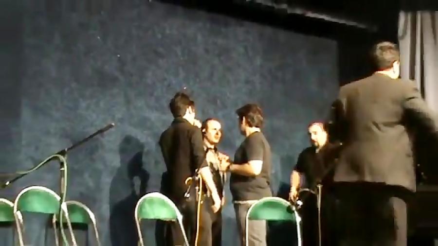 کنسرت.11آموزشگاه موسیقی نیما فریدونی فرهنگسرای دانشجو-پشت صحنه.1مرداد1388