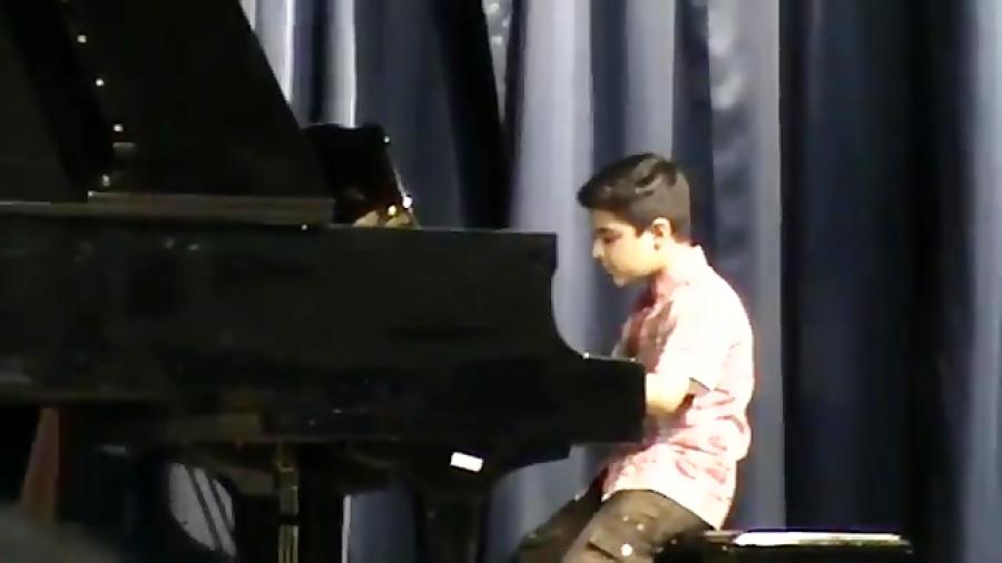 کنسرت 11 هنرجویان آموزشگاه نیما فریدونی-فرهنگسرای دانشجو 1 مرداد 1388 - پیانو