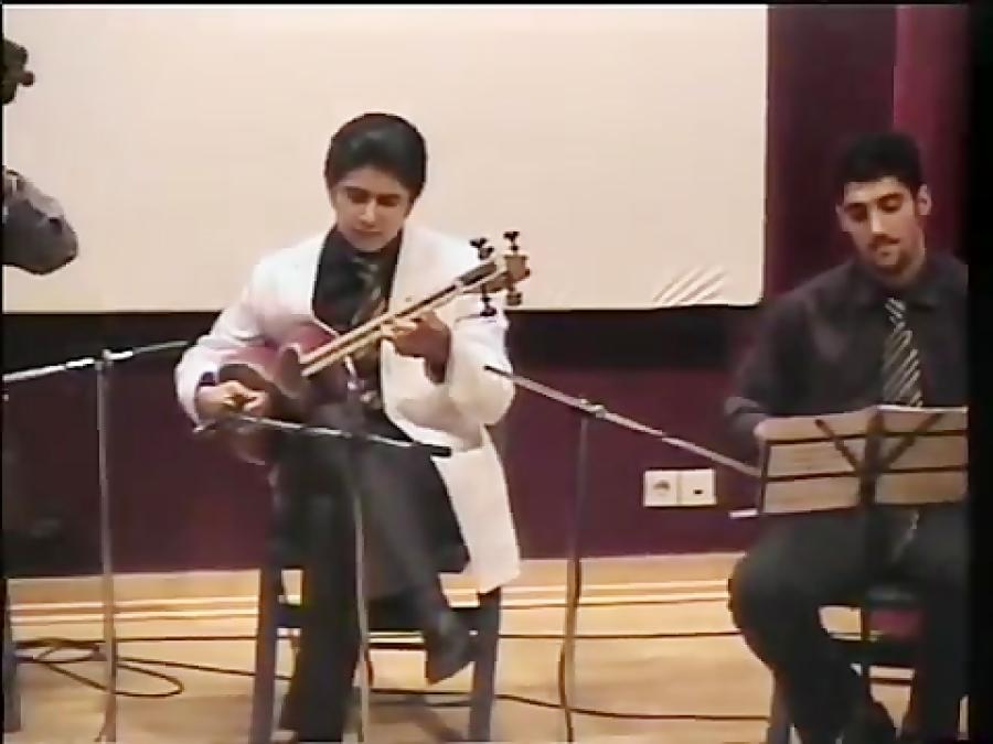 کنسرت شماره ۱۲ آموزشگاه موسیقی فریدونی ۱۵ مرداد ۱۳۸۸ تالار محک