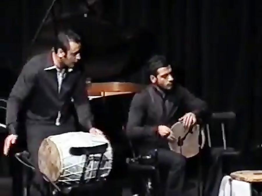 کنسرت14آموزشگاه موسیقی فریدونی-8تیر1389-فرهنگسرای ارسباران-بخش1-گروه تار نوازان