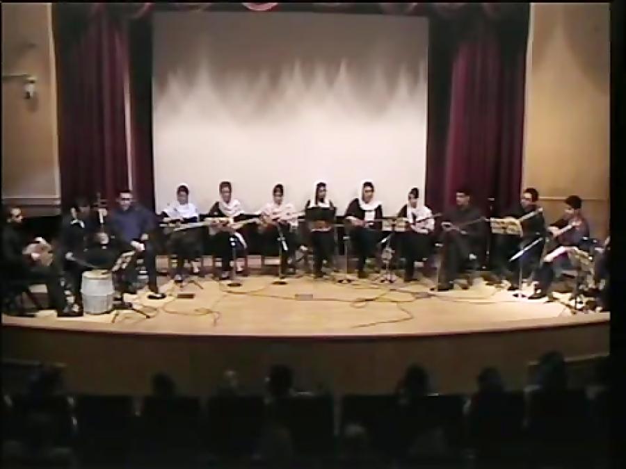 کنسرت شماره ۱۵ آموزشگاه موسیقی فریدونی ۱۶ مرداد ۱۳۸۹ تالار محک