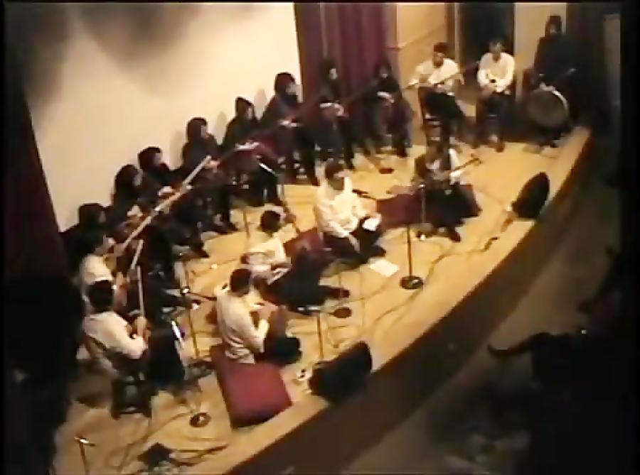 کنسرت شماره ۱۷ آموزشگاه موسیقی فریدونی ۱۲ اسفند ۱۳۸۹ تالار محک