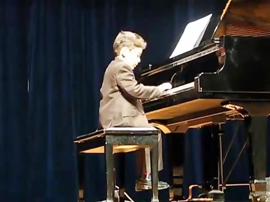 کنسرت21 آموزشگاه موسیقی فریدونی - فرهنگسرای نیاوران -27 آبان 1390 بخش2