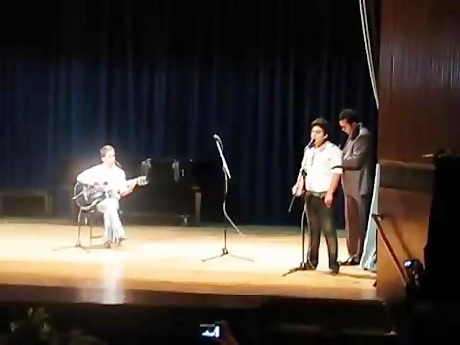 کنسرت21 آموزشگاه موسیقی فریدونی - فرهنگسرای نیاوران -27 آبان 1390 بخش3