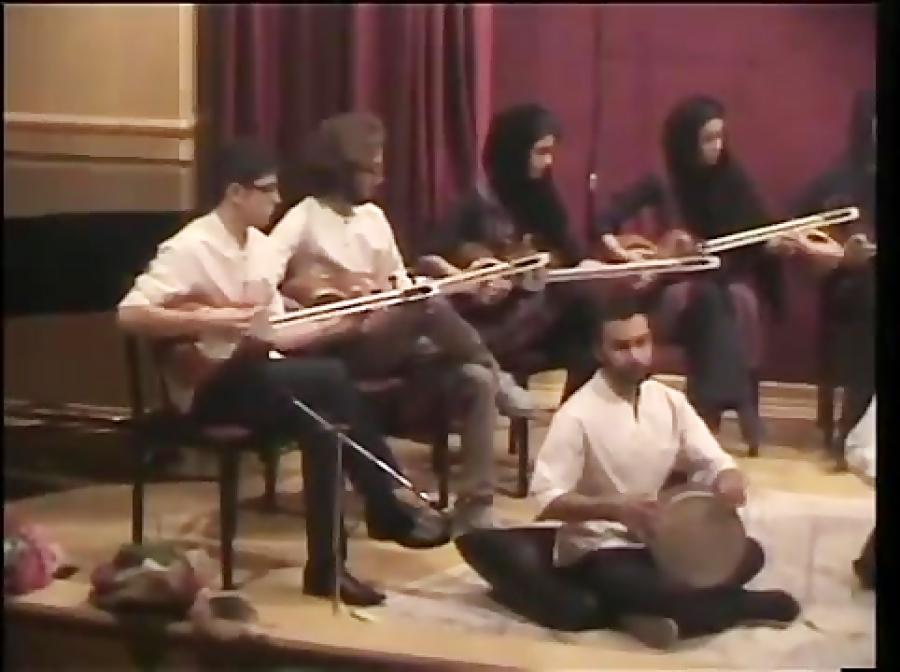 کنسرت22 آموزشگاه موسیقی فریدونی سالن محک پنج شنبه 23 شهریور 1391 بخش 3- گروه تار نوازان