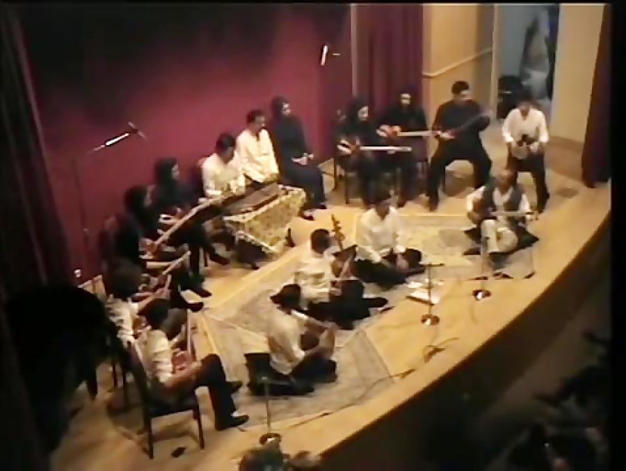 کنسرت22 آموزشگاه موسیقی فریدونی سالن محک پنج شنبه 23 شهریور 1391 بخش 4- گروه تار نوازان