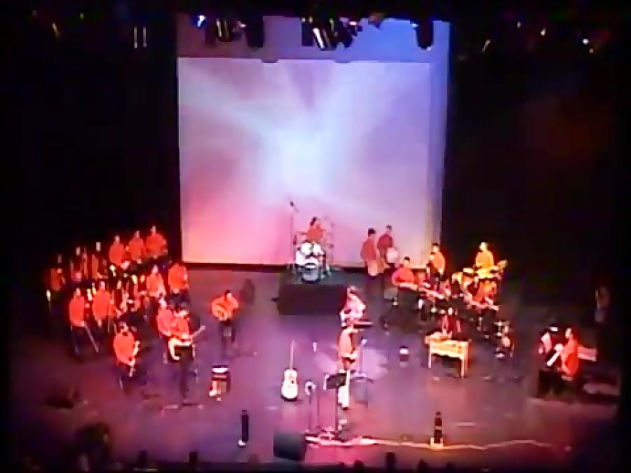 کنسرت شماره ۲۴ آموزشگاه موسیقی فریدونی ۲۴ اسفند ۱۳۹۱ برج آزادی