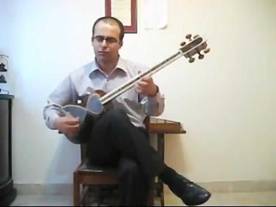 نیما فریدونی تار بداههنوازی در بیات اصفهان
