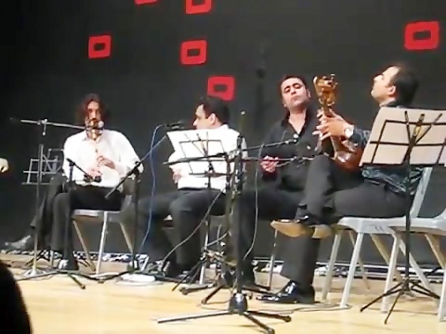 فیلم کنسرت شماره ۱۳ آموزشگاه موسیقی فریدونی  ۲۵ آذر ۱۳۸۸ کانون پرورش فکری کودکان