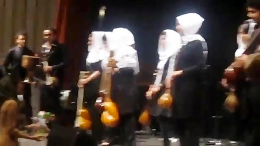 کنسرت شماره 14 آموزشگاه موسیقی فریدونی-فرهنگسرای ارسباران8تیر1389بخش 4