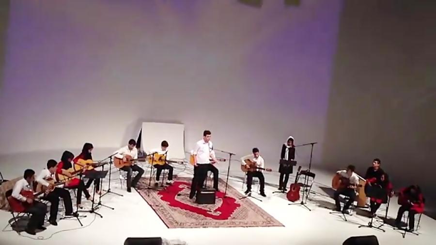 کنسرت ۲۵ آموزشگاه موسیقی فریدونی  یکشنبه ۲ تیر ۱۳۹۲ برج آزادی