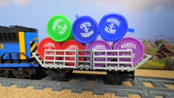 ماشین بازی قسمت ۳6 - ماشین اسباب بازی - کامیون اسباب بازی - اسلایم