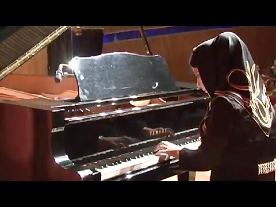 کنسرت شماره 29هنرجویان و هنرآموزان آموزشگاه موسیقی نیما فریدونی 6تیر1393فرهنگسرای نیاوران بخش پنجم