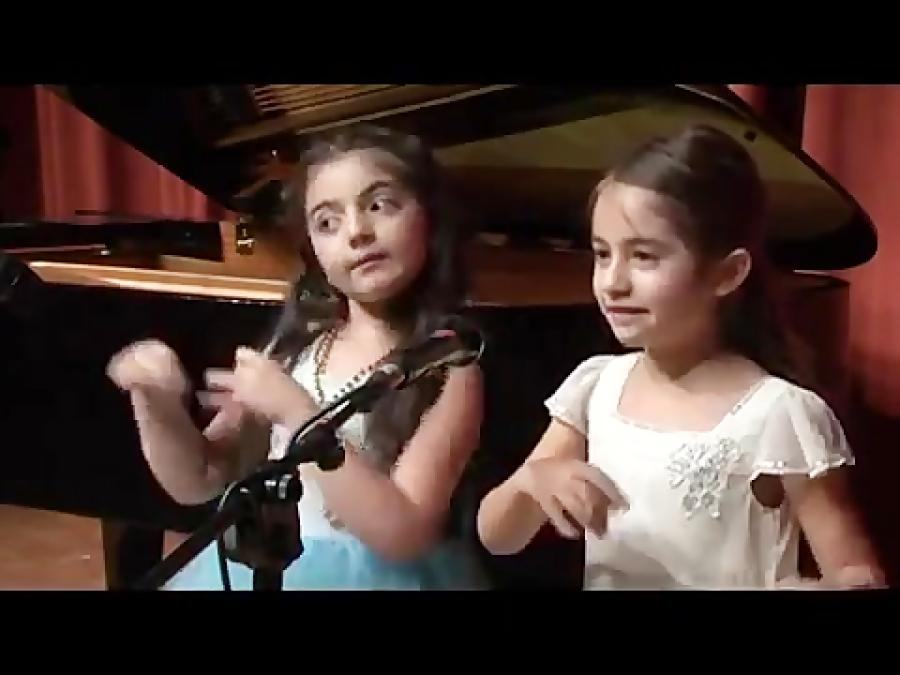 کنسرت شماره 29هنرجویان و هنرآموزان آموزشگاه موسیقی نیما فریدونی 6تیر1393فرهنگسرای نیاوران بخش ششم