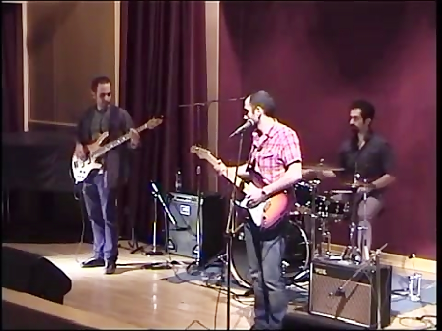 کنسرت شماره 30 آموزشگاه موسیقی نیما فریدونی محک 21شهریور1393 بخش سوم