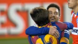 بارسلونا 5 - 1 آلاوز / دو ...