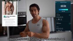 تمرینات ورزشی در خانه ب...