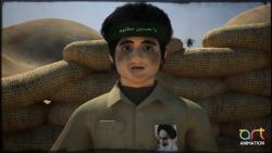 انیمیشن کوتاه شهید حسین فهمیده