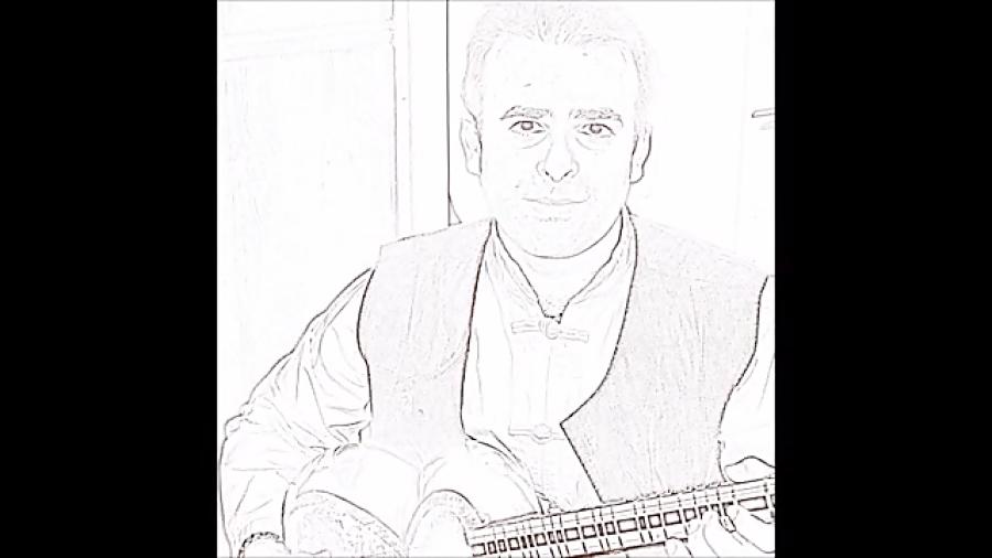 دانلود پروانه دستگاه راستپنجگاه ردیف آوازی استاد عبدالله دوامی اجرا با تار نیما فریدونی