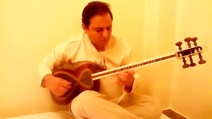 احسان پاکی قرچه شور ردیف آوازی استاد دوامی تار هنرجوی نیما فریدونی