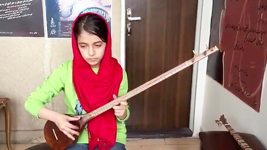 سهتار غزل قربی عزال و حسینی ردیف آوازی عبدالله دوامی هنرجوی نیما فریدونی
