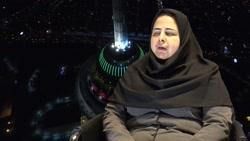 مصاحبه با خانم ظرافت انگیز مادر نابینا سرپرست خانوار (منطقه 17 )