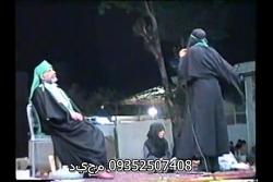 حضرت زهراس- سید صوت (حاج سیدحسن مهدوی) حاج رحمان. اسک77