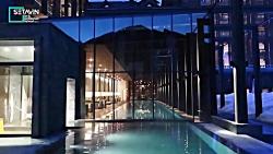 هتل پنج ستاره The Chedi Andermatt ، رشته کوه های آلپ ، سوئیس