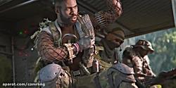 تیزر رسمی سینمائی فصل دوم بازی مهیج Call of Duty: Black Ops Cold War