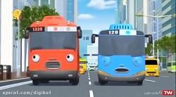 کارتون اتوبوس های کوچولو - دوست جدید ما جک