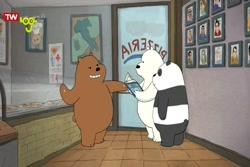 کارتون خرس های کله فندو...