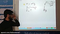 فیزیک نهم - استادروشن - ...
