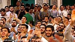 ای دل تا نجف برو .مولودی خوانی زیبا حاج محمود کریمی . 13 رجب ولادت امام علی