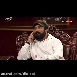 ماجرای جالب آشنایی و ازدواج مجید صالحی/دورهمی مهران مدیری