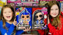 معرفی اولین عروسک پسر OMG