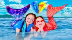 نمایش و سرگرمی پری های دریایی